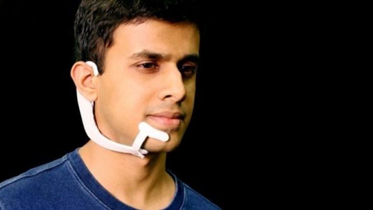 AlterEgo: Η πρώτη συσκευή που «διαβάζει» την εσωτερική φωνή του ανθρώπου