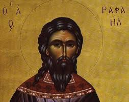 Γιορτάζει το εξωκλήσι του Αγίου Ραφαήλ στη Νέα Λεύκη