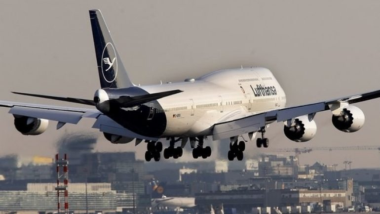 Ακύρωση 800 πτήσεων από τη Lufthansa
