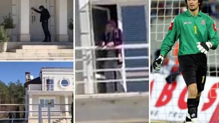 Διεθνής Ουκρανός τερματοφύλακας δέχθηκε πυροβολισμούς από την πρώην πεθερά του