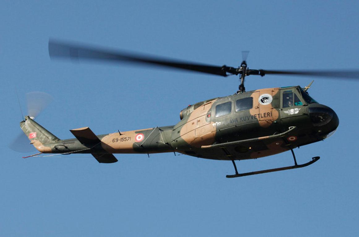 Αποτέλεσμα εικόνας για Σοβαρό επεισόδιο με τουρκικό ελικόπτερο στη Ρω-Αμεση αντίδραση του στρατού