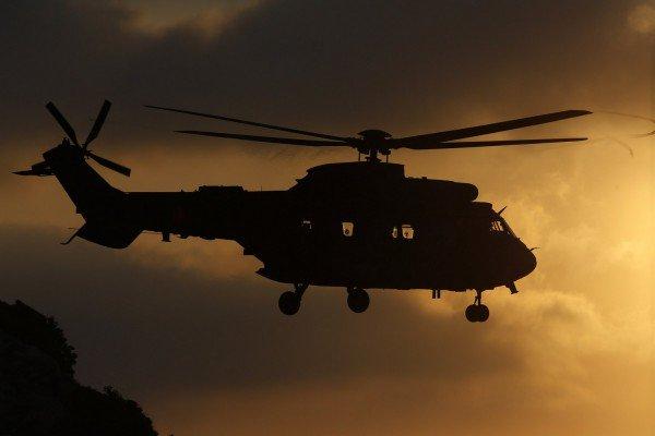 Διαψεύδει η Άγκυρα για το ελικόπτερο στη Ρω