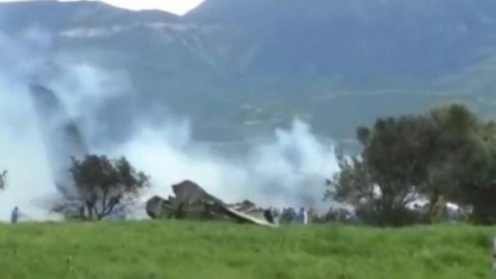 Αεροπορική τραγωδία με 257 νεκρούς στην Αλγερία (φωτ. & video)