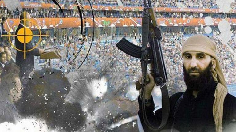 «Πούτιν θα πληρώσεις»! Νέες απειλές του ISIS για το Μουντιάλ στη Ρωσία