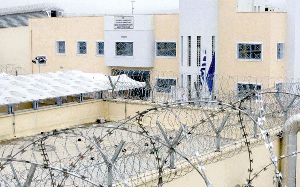 Άγρια συμπλοκή στη φυλακή του Δομοκού – Δύο τραυματίες