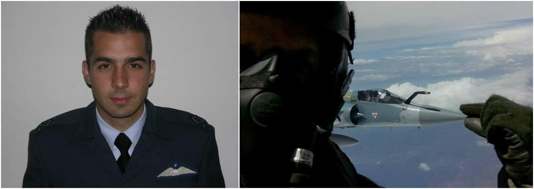 Γιώργος Μπαλταδώρος: Αυτός είναι ο χειριστής του Mirage