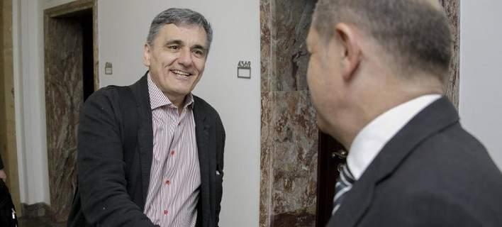 Σολτς σε Τσακαλώτο: Από Αύγουστο βλέπουμε για το χρέος