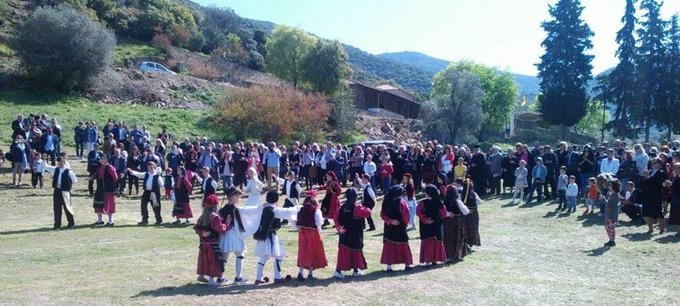 Αναβίωση εθίμου Πασχαλιάτικου χορού από τον Μορφωτικό Σύλλογο Τσαριτσάνης