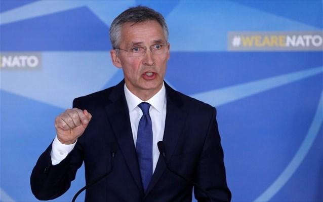 ΝΑΤΟ καλεί Ρωσία να δείξει υπευθυνότητα για Συρία