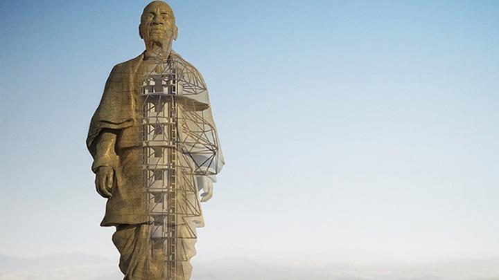 Το πιο υψηλό άγαλμα στον κόσμο