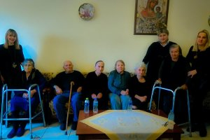 Στο γηροκομείο Αρμενίου ο Τοπικός Όμιλος Unesco Ν. Λάρισας