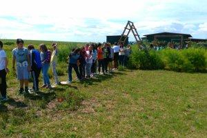 Εκπαιδευτικά προγράμματα στο Αγρόκτημα «Ευκαρπία»