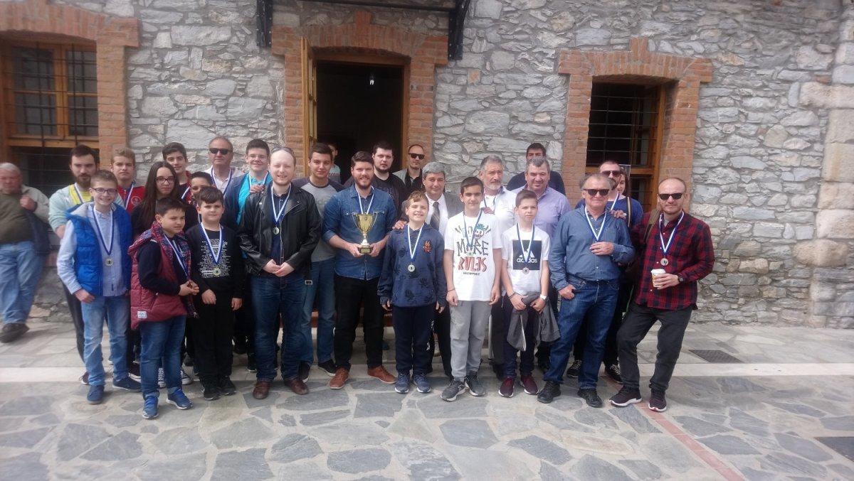 Ατομικά Πρωταθλήματα Σκάκι Θεσσαλίας Ανδρών – Γυναικών