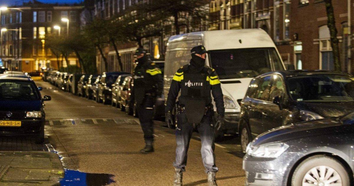 Ολλανδία: Σχεδίαζαν επίθεση στο προξενείο της Τουρκίας- Τέσσερις συλλήψεις