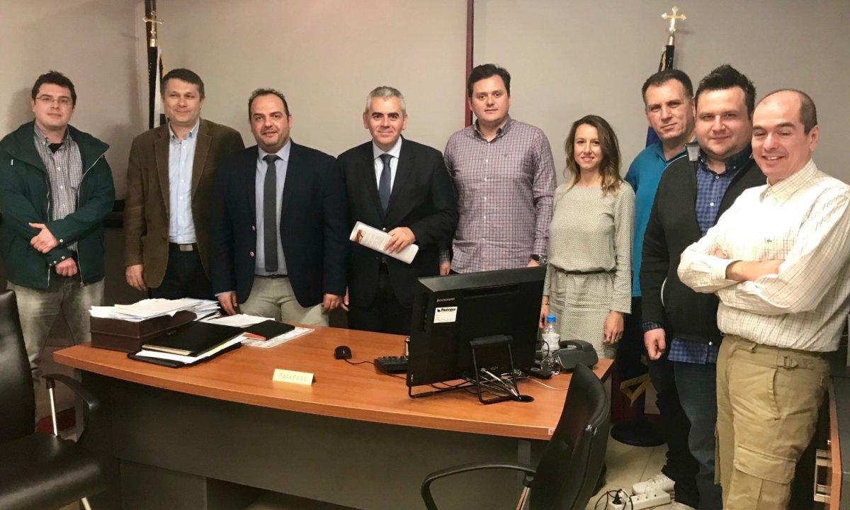 Χαρακόπουλος:  Αλλαγή ΕΦΚΑ, μείωση ΕΝΦΙΑ, μέτρα τόνωσης οικοδομής