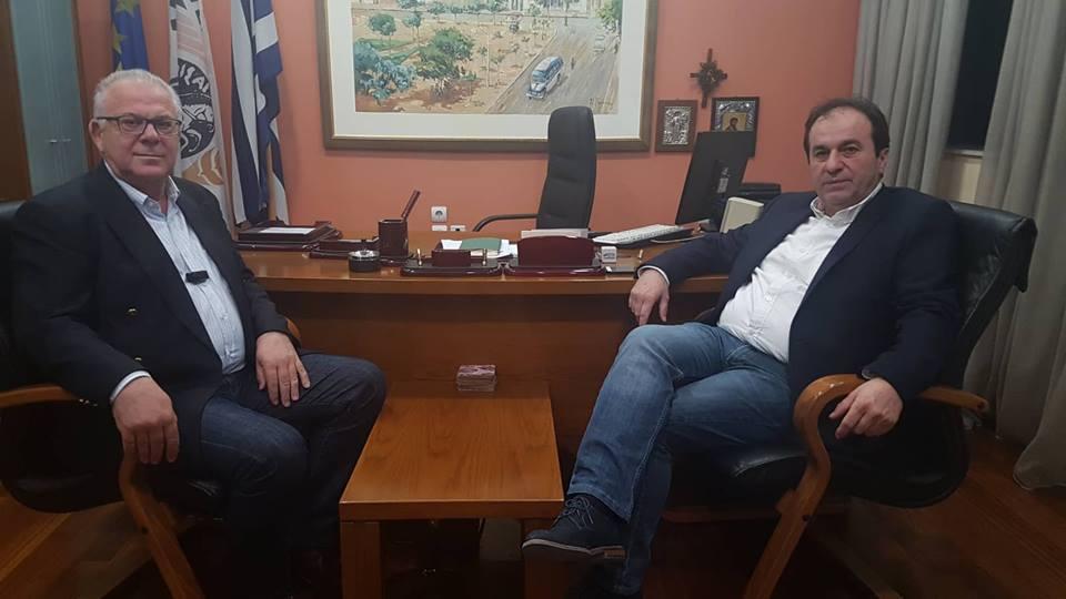 Γιαννακόπουλος με Σπηλιώτη για το νέο Πανεπιστήμιο Θεσσαλίας