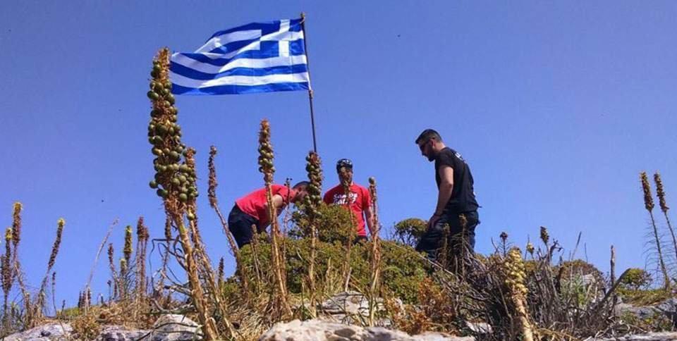 Χ. Τσαγαλάς: Γιατί υψώσαμε τις σημαίες στις βραχονησίδες (βίντεο)