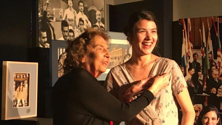 Στην Ιωάννα Κολλιοπούλου το θεατρικό βραβείο Μελίνα Μερκούρη
