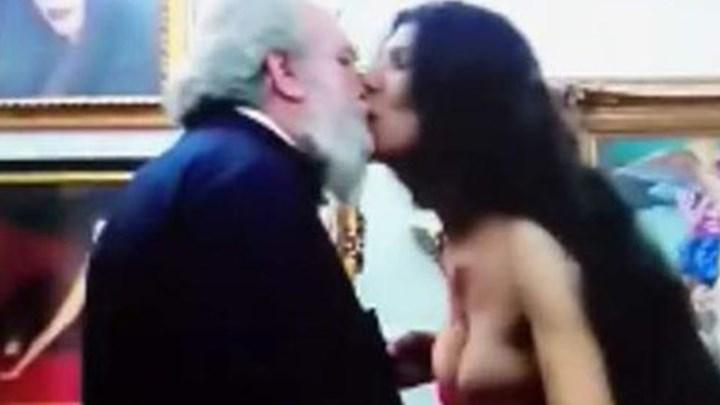 Καυτό «ροζ» βίντεο οδήγησε στην παύση του Μητροπολίτη Καπιτωλιάδος