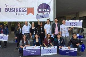 Πρωτιές για μαθητές του 1ου ΕΠΑΛ Παλαμά στον διαγωνισμό «Young Business Talents