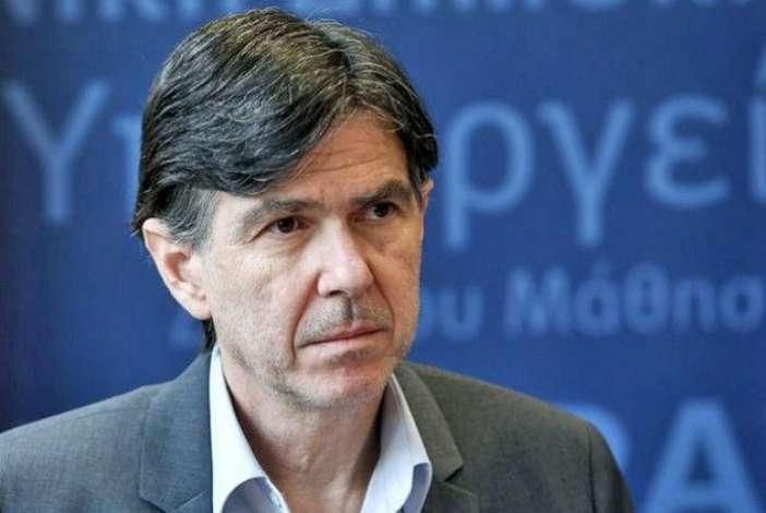 Στη Λάρισα σήμερα ο υφυπουργός Παιδείας Δ. Μπαξεβανάκης
