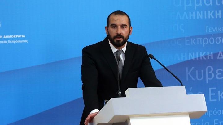 Μηνύσεις σε Μαρινάκη και Κουρτάκη προανήγγειλε ο Τζανακόπουλος