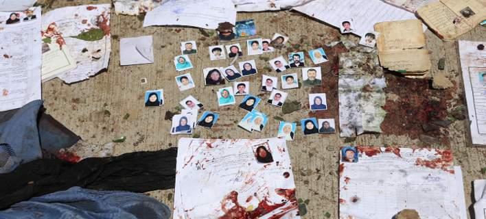60 νεκροί από επίθεση καμικάζι στην Καμπούλ