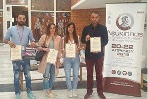 Βραβείο σε φοιτητές του Τμήματος Κτηνιατρικής