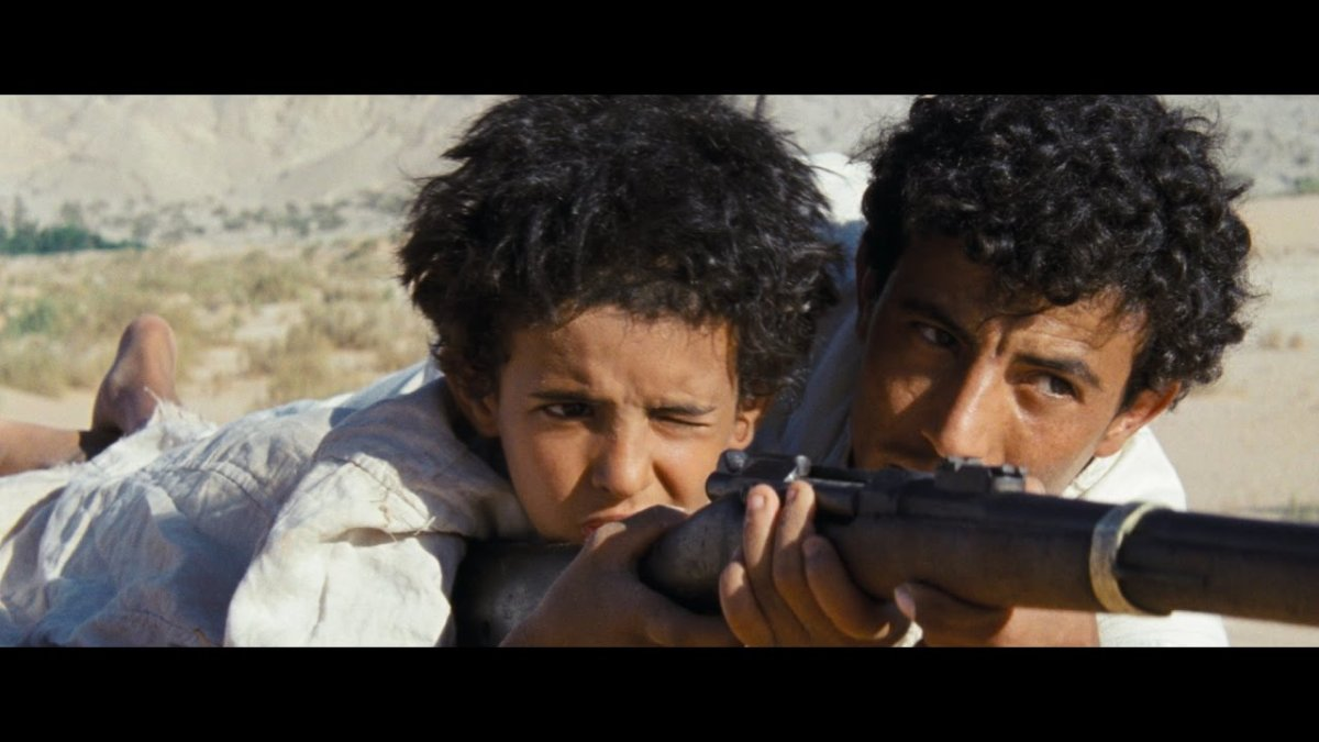 «Ο λύκος της ερήμου» από την Κινηματογραφική Λέσχη Νίκαιας