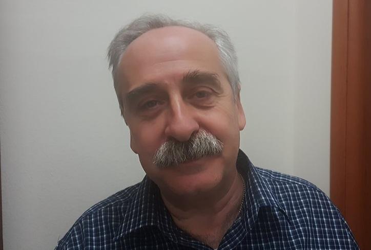 Ο Ηλίας Σουφλιάς διεκδικεί την προεδρία της ΝΟΔΕ Λάρισας