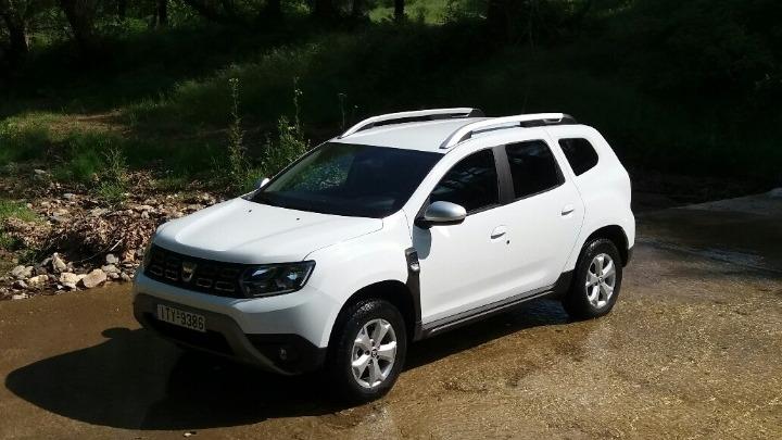 Το νέο Dacia Duster 1,5 dci 2WD