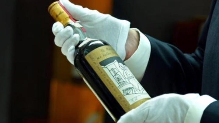 Δύο σπάνια μπουκάλια ουίσκι Macallan πουλήθηκαν 1,2 εκατ. δολάρια