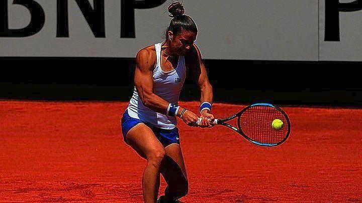 Αποκλείσθηκε από τον τελικό η Μαρία Σάκκαρη