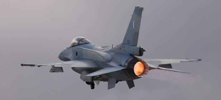 Από τη Νέα Αγχίαλο σηκώθηκαν τα πρώτα F-16 για την Βόρεια Μακεδονία