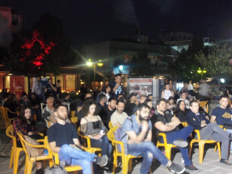 Μαθητικό Φεστιβάλ ΚΝΕ στη Λάρισα με αντιπολεμικό μήνυμα