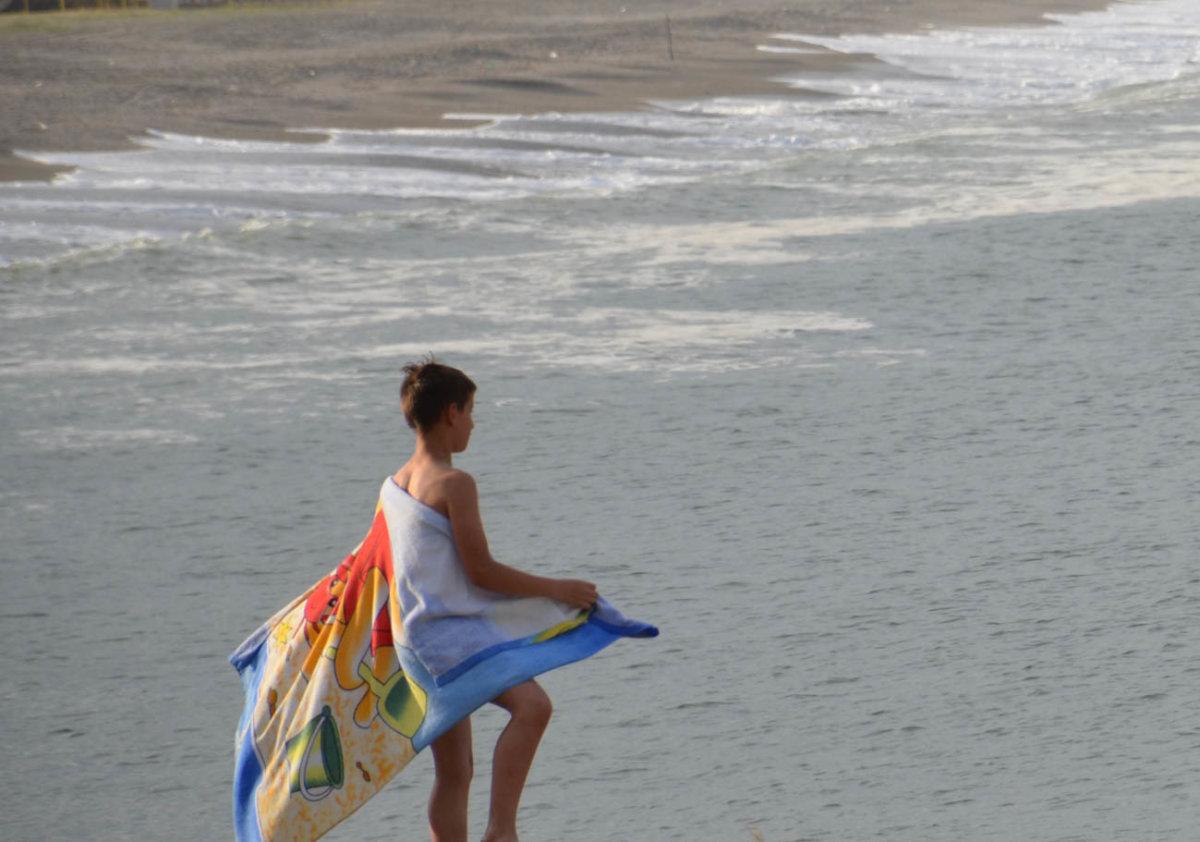 Η άμμος έκρυβε μία… σύριγγα – Περιπέτεια για ένα 9χρονο παιδί