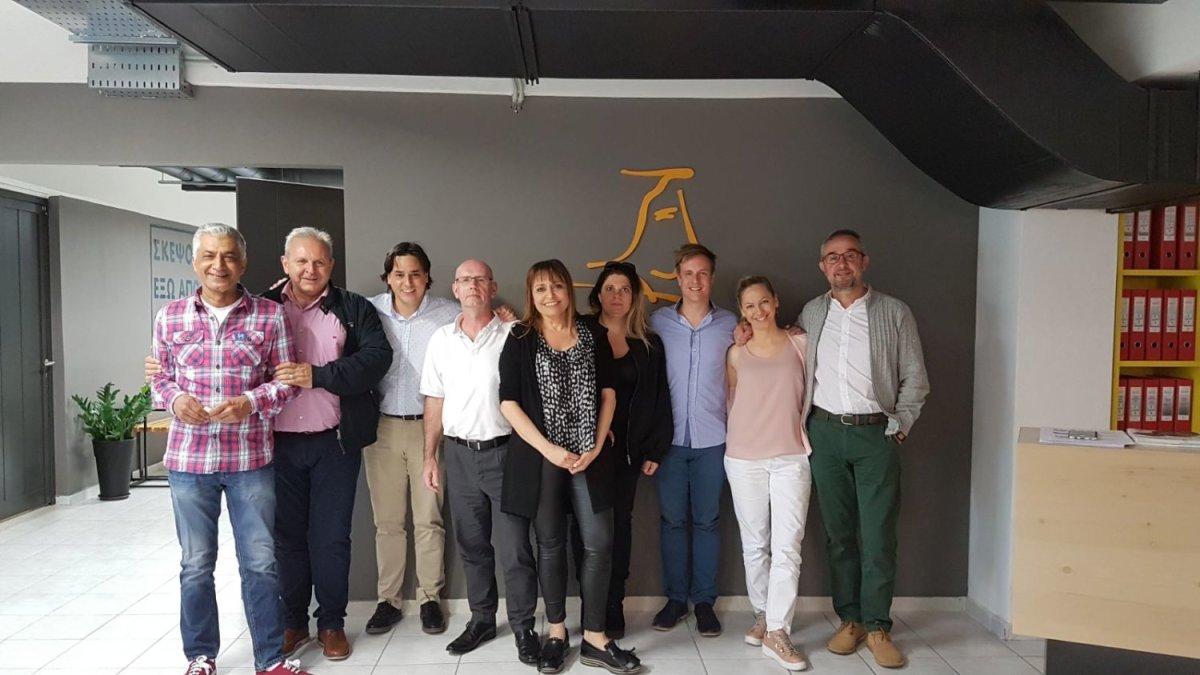 Ο Εκπαιδευτικός Οργανισμός «Δήμητρα» στον Βόλο για ευρωπαϊκό πρόγραμμα στον Τουρισμό