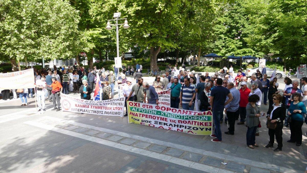 Κάλεσμα συμμετοχής στην απεργία της 30ης Μαΐου