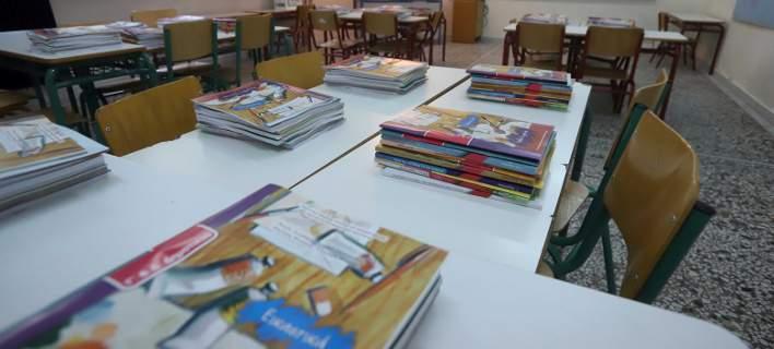 Μέχρι τέλος Μαΐου θα έχουν διανεμηθεί τα σχολικά βιβλία στα δημοτικά σχολεία