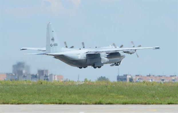 Αμερικανικό μεταγωγικό C-130 συνετρίβη στην Τζόρτζια των ΗΠΑ