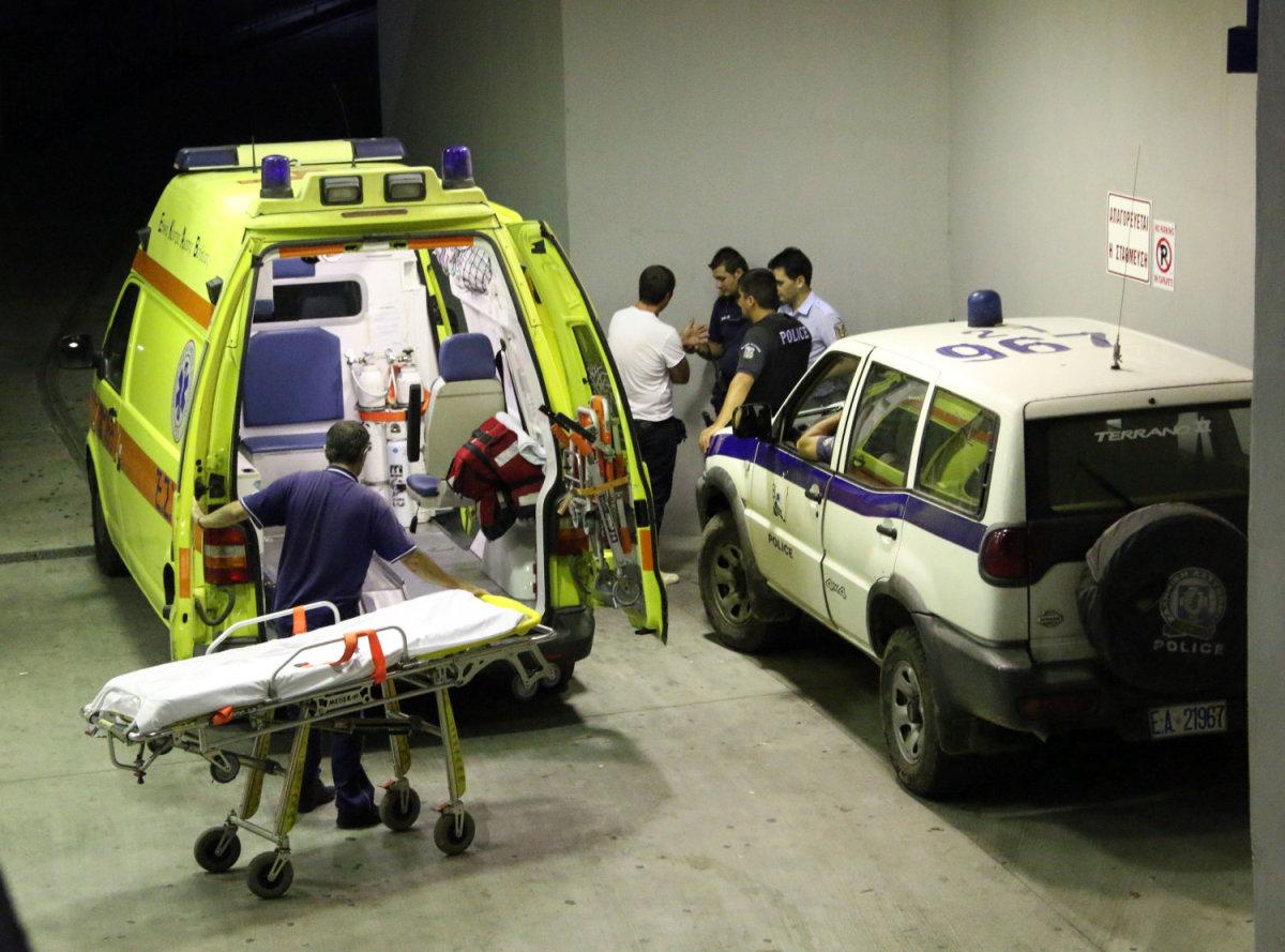 Σοκ στη Λαμία: 40χρονος βρέθηκε νεκρός μέσα στο αυτοκίνητό του