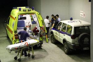Θρίλερ στη Λαμία: Νεκρό βρέθηκε ζευγάρι ηλικιωμένων