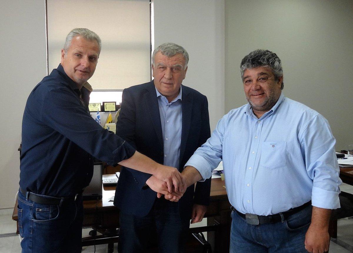 Νέος αντιδήμαρχος ο Α. Ρεντζιάς στο Δήμο Κιλελέρ