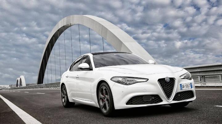 Δοκιμή της Alfa Romeo Giulia 2.0 Turbo
