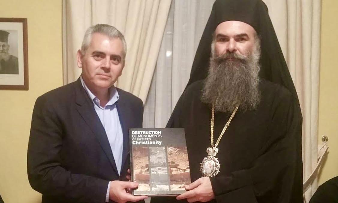 «Κινδυνεύουν με αφανισμό οι Χριστιανοί στη Μ. Ανατολή»
