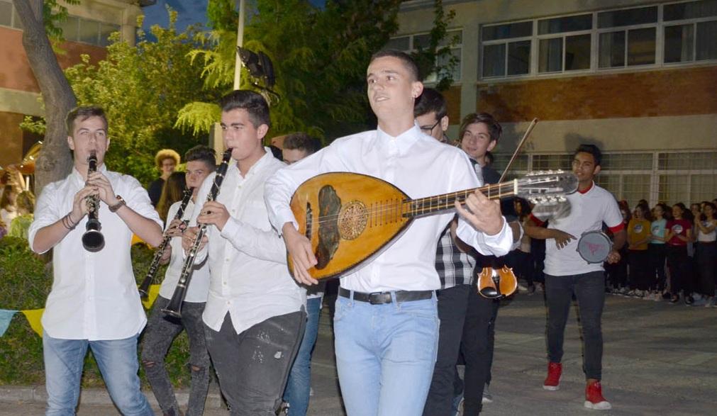 Μαγική βραδιά στο Μουσικό Σχολείο Λάρισας (φωτ.)