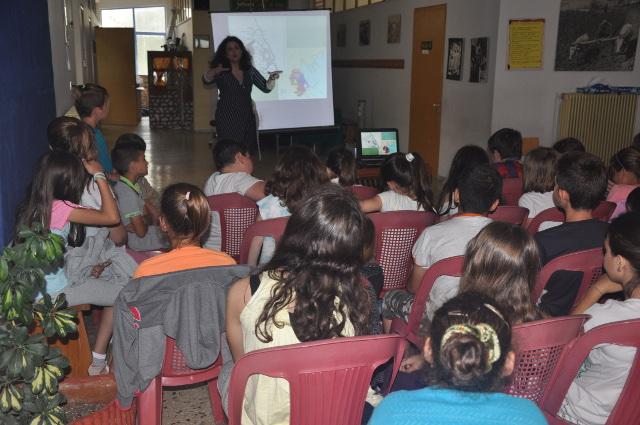 Μαθητές έμαθαν για την αρχαία Φάρσαλο