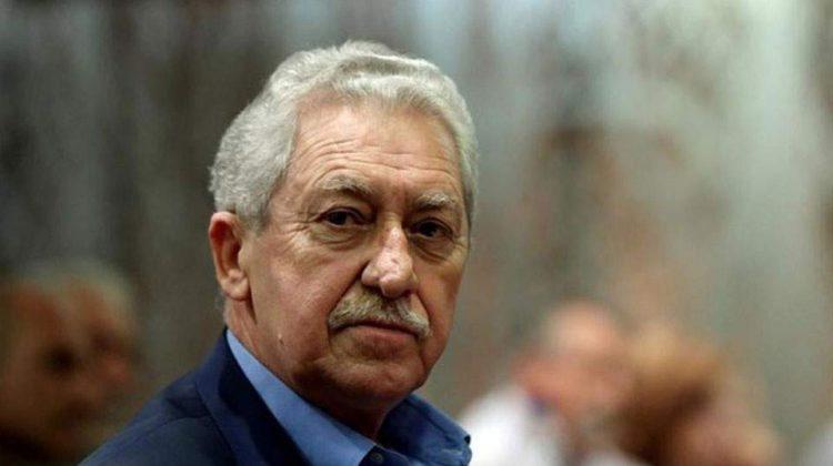 Ο Κουβέλης υποψήφιος του ΣΥΡΙΖΑ στα Τρίκαλα;