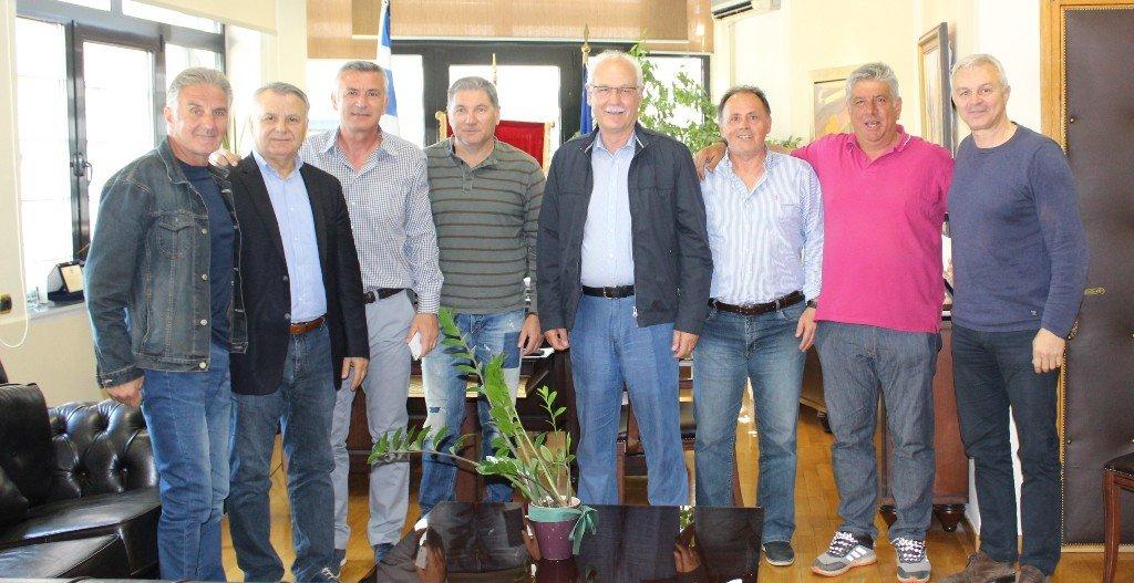 Εκδήλωση Δ. Λαρισαίων – Βετεράνων ΑΕΛ για τα 30 χρόνια από την κατάκτηση του πρωταθλήματος
