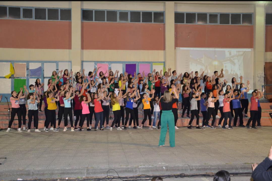 Μουσικο Σχολειο Λαρισας χορωδιακο συνολο